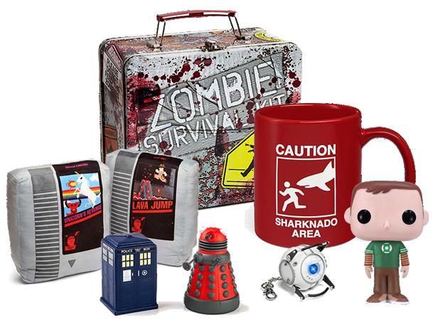 MyGeekBox Subscription boxes, Geek stuff, Gifts