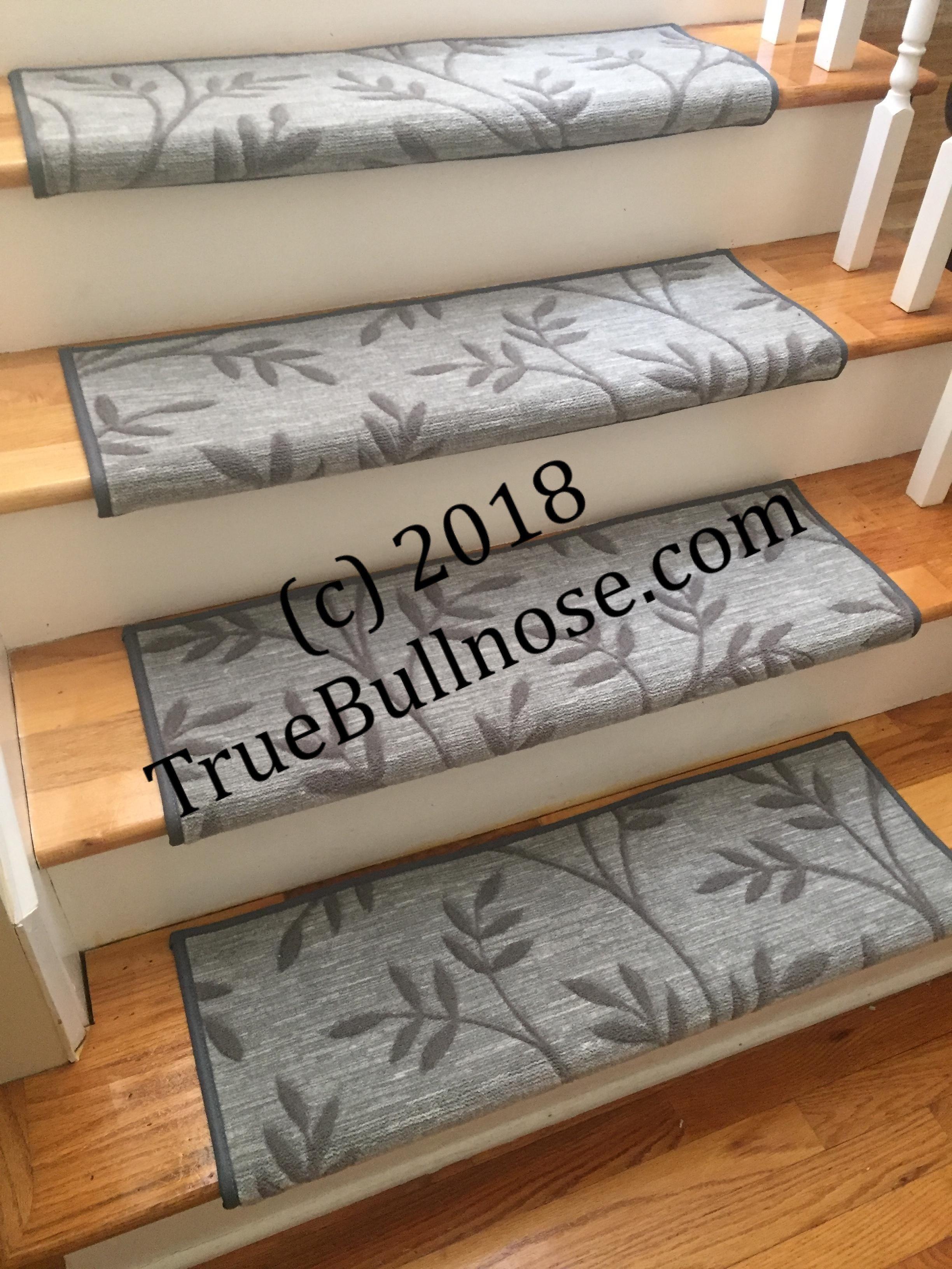 Best Arbor Vine Granite True Bullnose™ Padded Carpet Stair 640 x 480