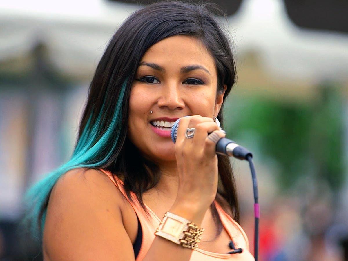 Rebel Music: Native America   Inez Jasper -