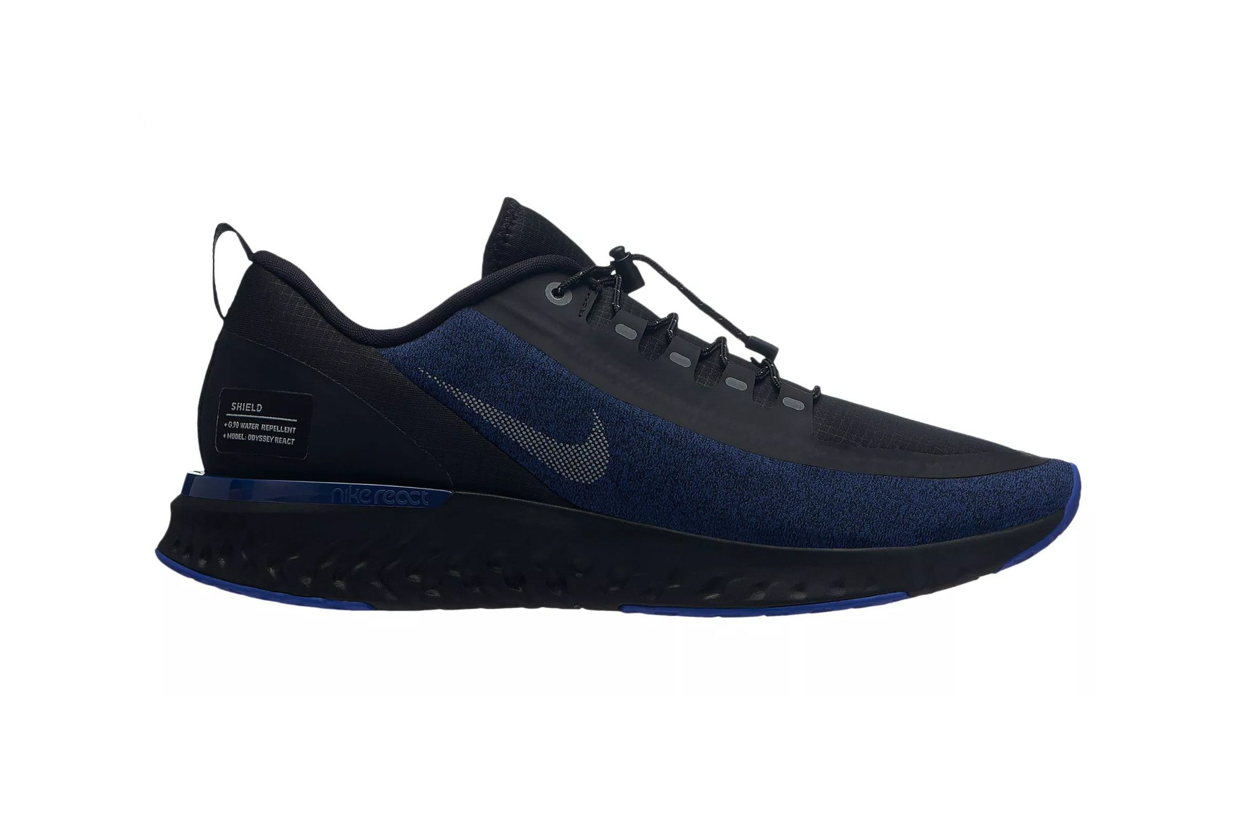 reputable site 2cb8d 2636c 風暴後裝備-Nike 全新防水跑鞋Odyssey React Shield
