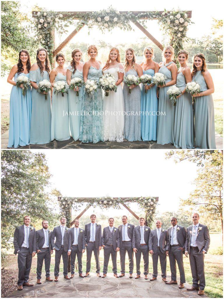 morning glory farm, charlotte wedding photographer, southern wedding ...