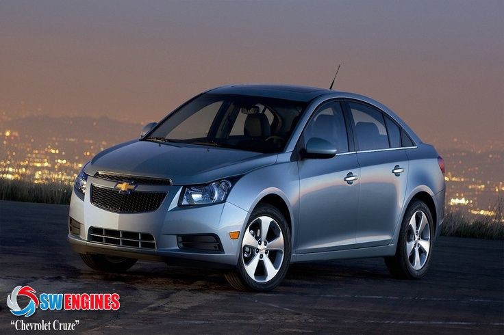 #SWEngines The Chevrolet Cruze is a General Motors (GM) automobile