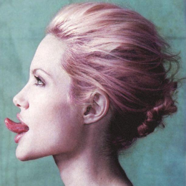 Angelina Angelina Jolie Pictures Pink Hair Angelina Jolie