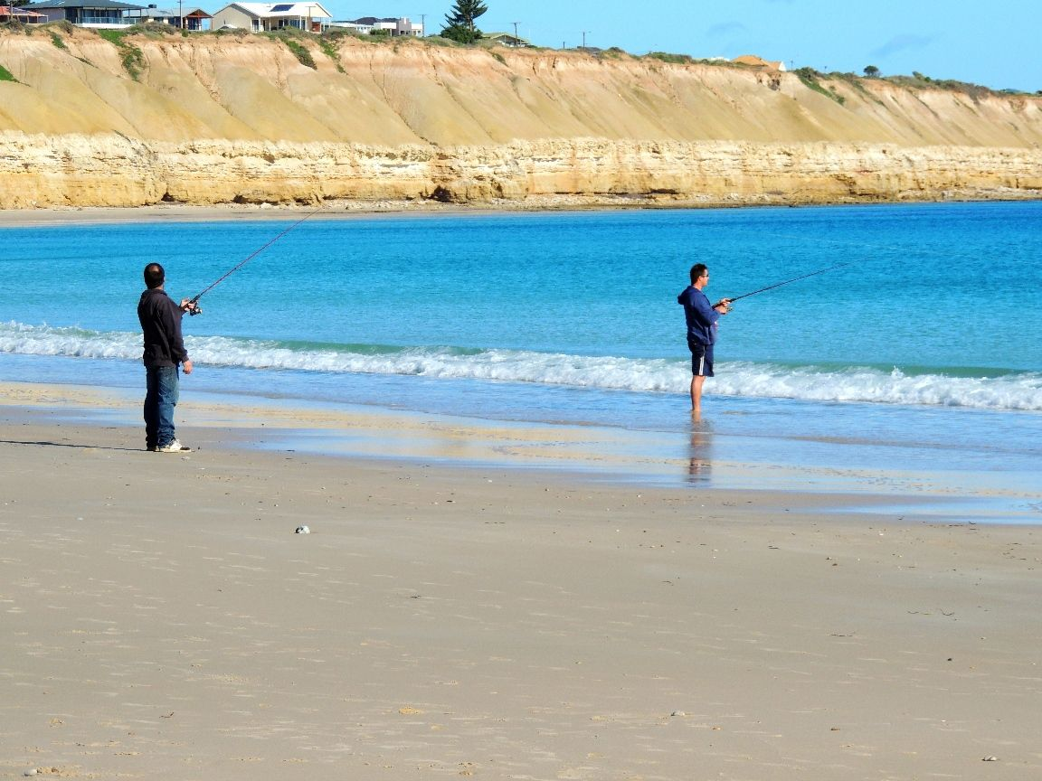 Port lincoln sa nudist
