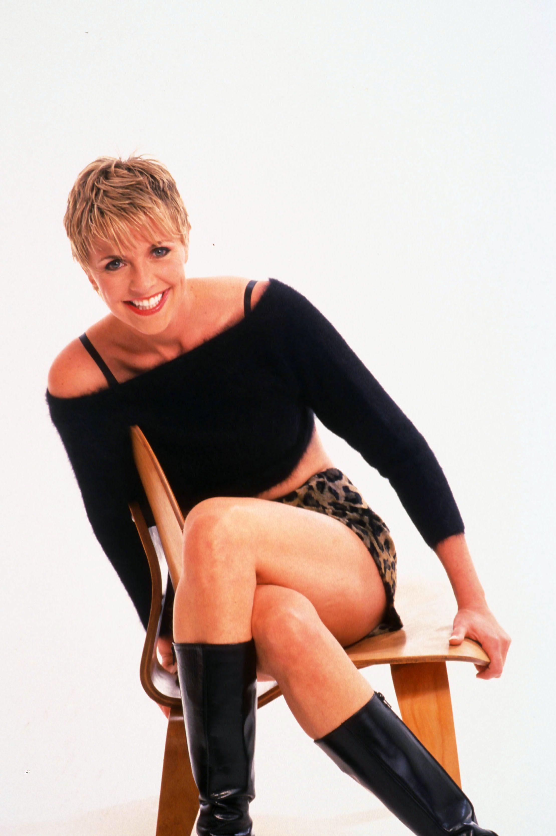 Amanda tapping in the shower agree, this