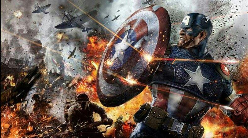 Cap - 2 War