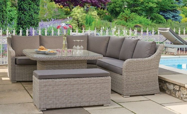 kettler gartenmoebel set rattan madrid ecksofa tisch sitzbank balkon pinterest kettler. Black Bedroom Furniture Sets. Home Design Ideas
