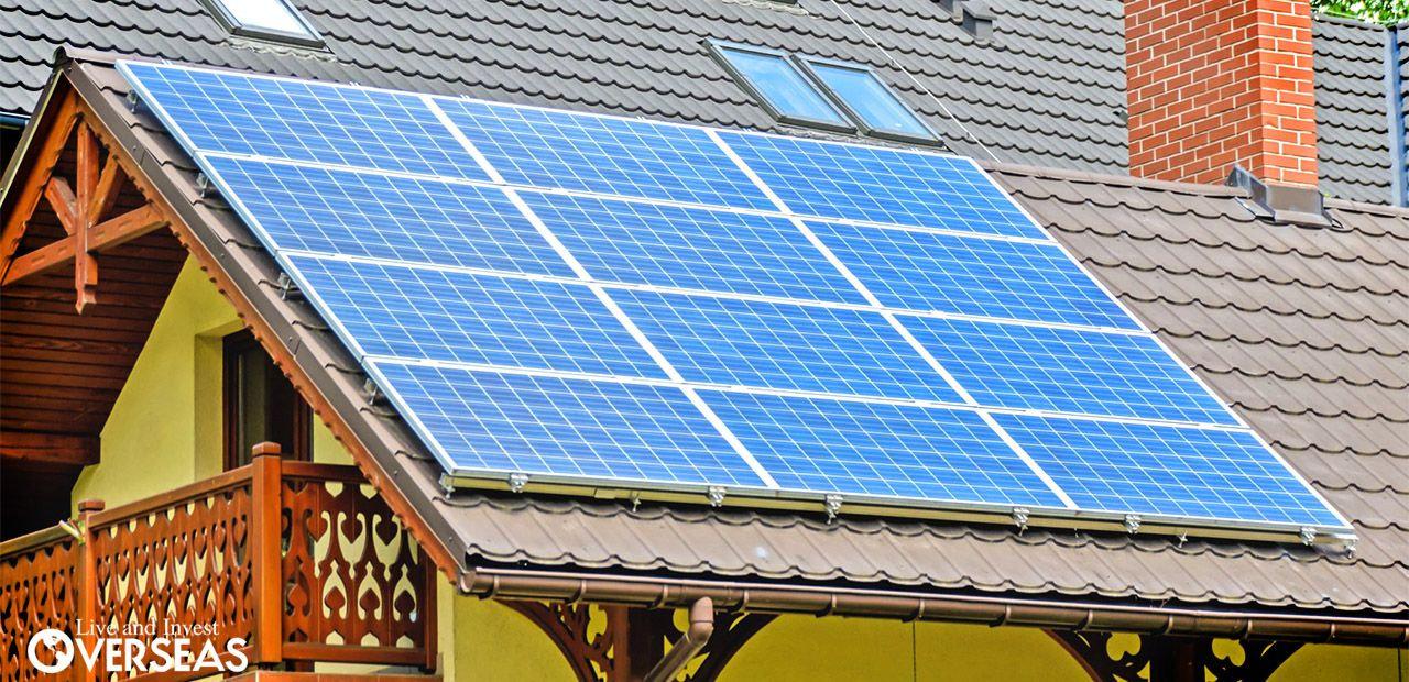 How To Have A Solar Powered Eco Friendly Home In Belize Solar Panel Installation Solar Panels Diy Solar Panel