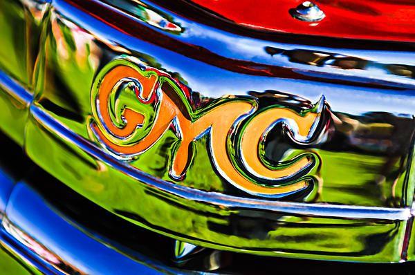 1940 Gmc Pickup Truck Emblem Gmc Pickup Trucks Gmc Pickup Pickup Trucks