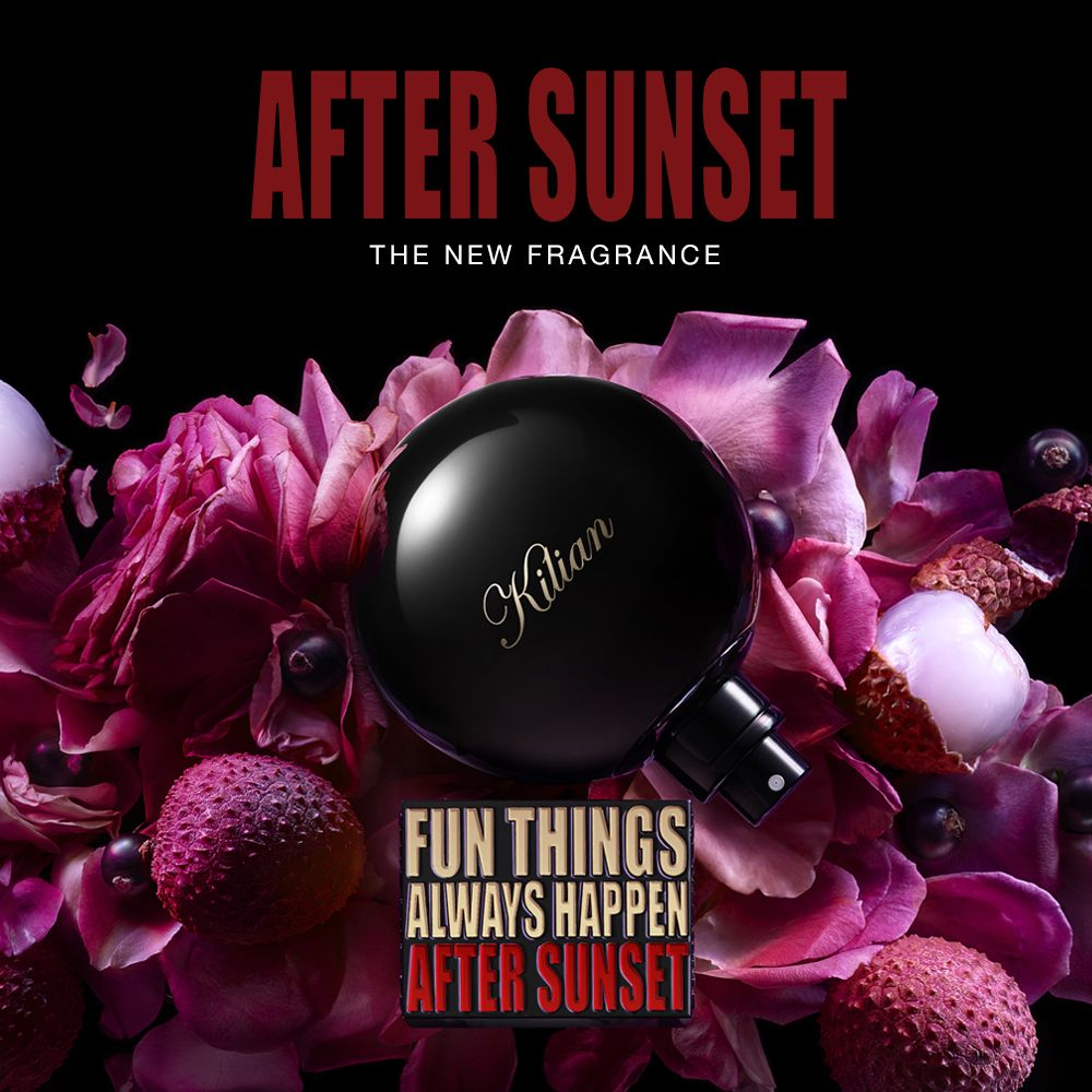 After Sunset Kilian My Kind Of Love Scents Kilian
