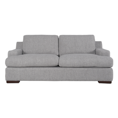 Plush Think Sofas Australia S Sofa Specialist Phoenix 2 5 Seater Sofa Grey Leather Couch Plush Furniture Sofa