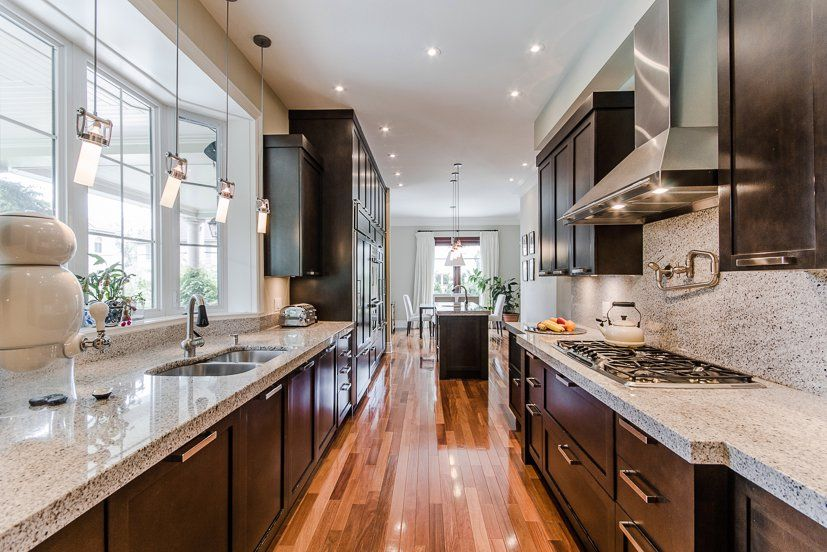 Belle Cuisine Laboratoire With Images Home Kitchen Home Decor