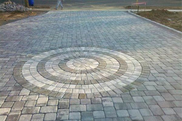 Landscaping Photo Gallery Driveway Pavers Design Driveway Design Outdoor Paving