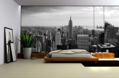 Foto Behang New York.Behang New York Kinderkamer Posters Woonkamer Decoratie Pinterest