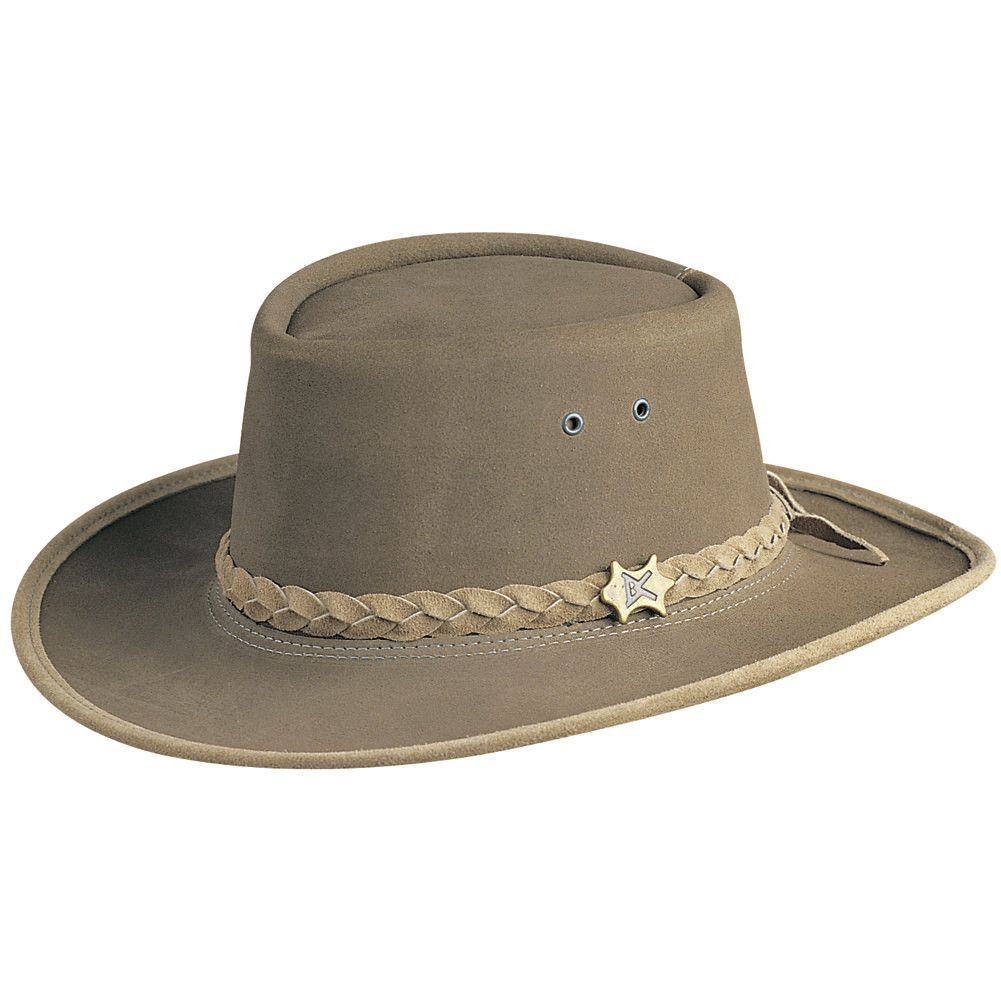 7f5b049544e BC Hats Stockman Suede Australian Leather Hat in 2019