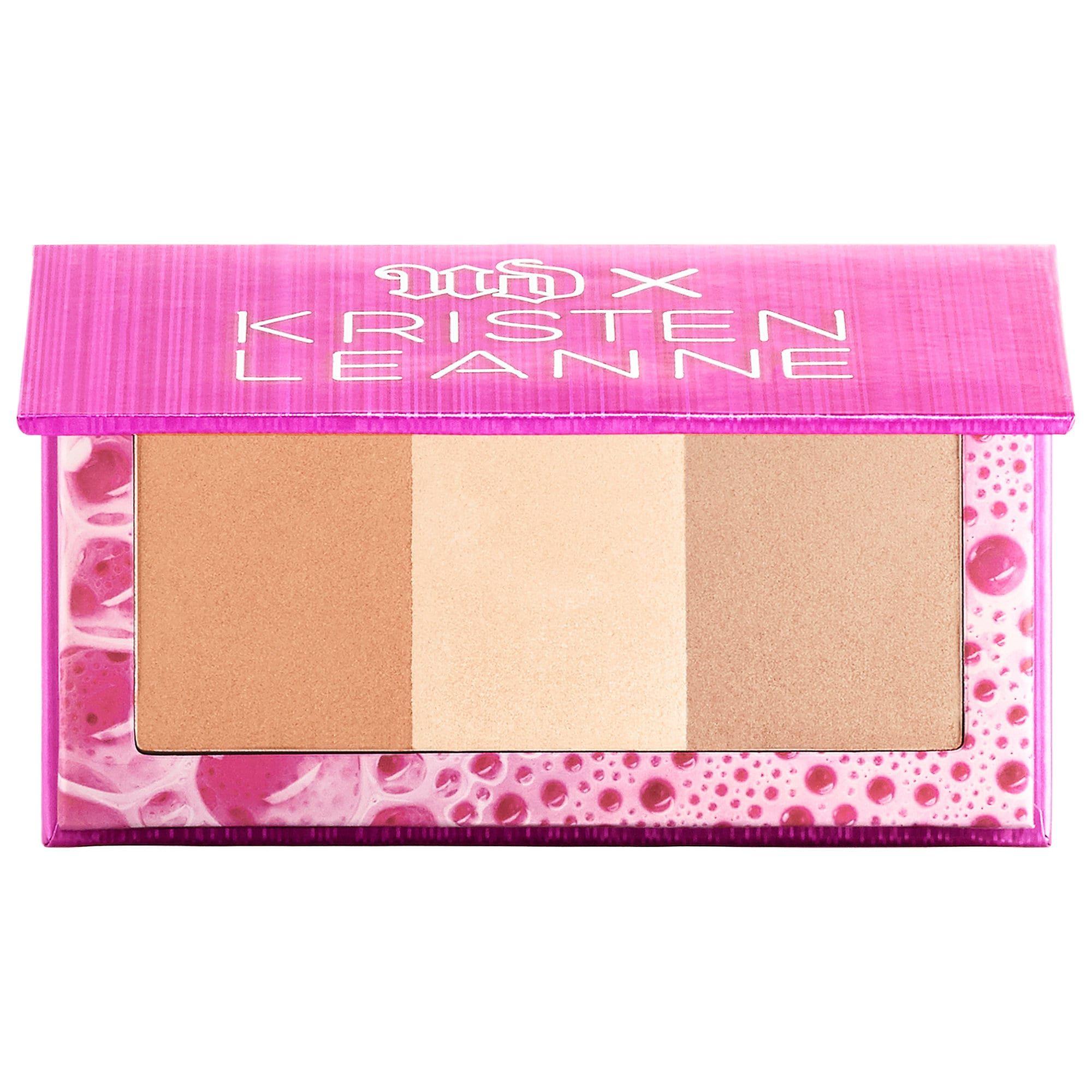 UD x Kristen Leanne Beauty Beam Highlighter Palette
