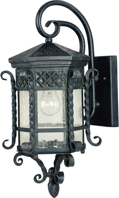 Maxim 30123 Outdoor Wall Mounted Lighting Outdoor Wall Lantern Outdoor Wall Lighting