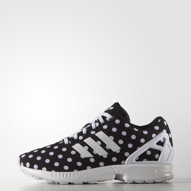 Black Shoes | adidas US. Adidas Zx Flux ...