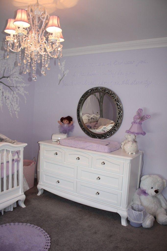 Julia S Room Benjamin Moore Lavender Ice 2069 60