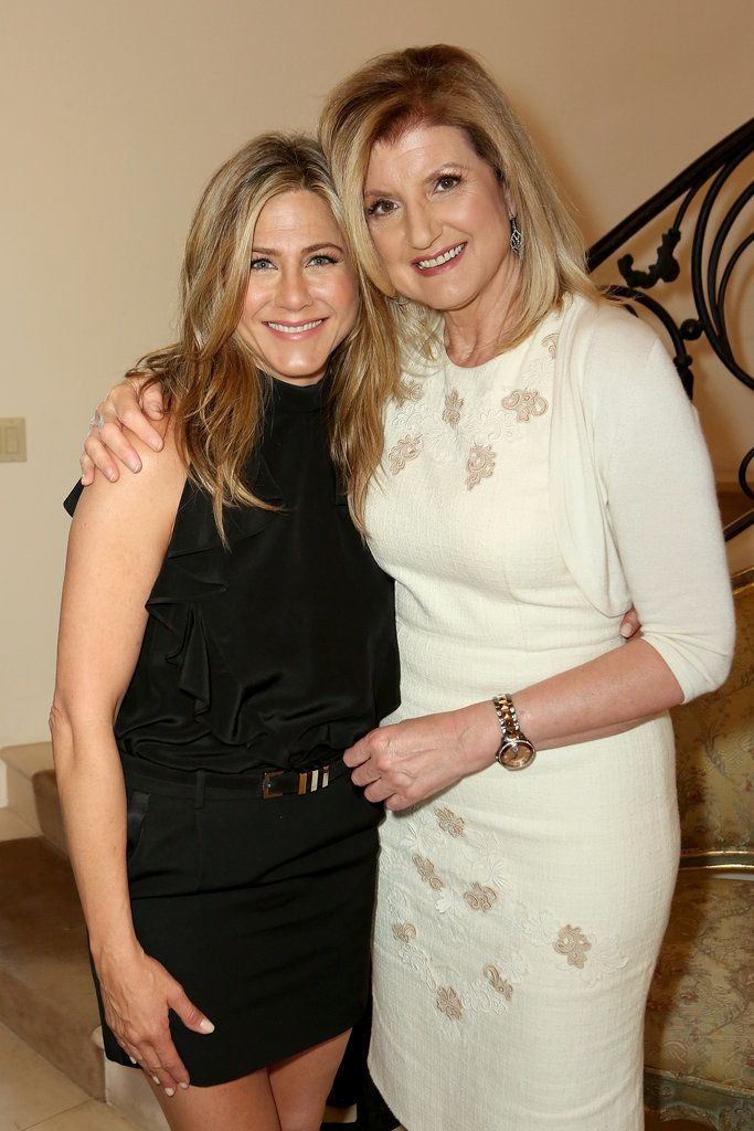 Pictures of Jennifer Aniston With Other Celebrities | POPSUGAR Celebrity