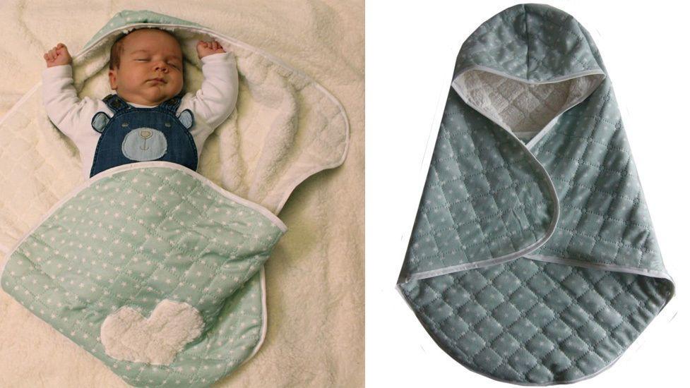 decke f r babyschale romy schnittmuster und n hanleitung 2 gr en schnittmuster und. Black Bedroom Furniture Sets. Home Design Ideas
