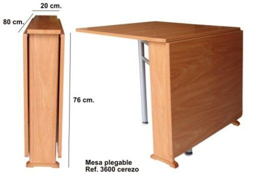 mesas de cocina extensible | Decorar tu casa es facilisimo.com ...