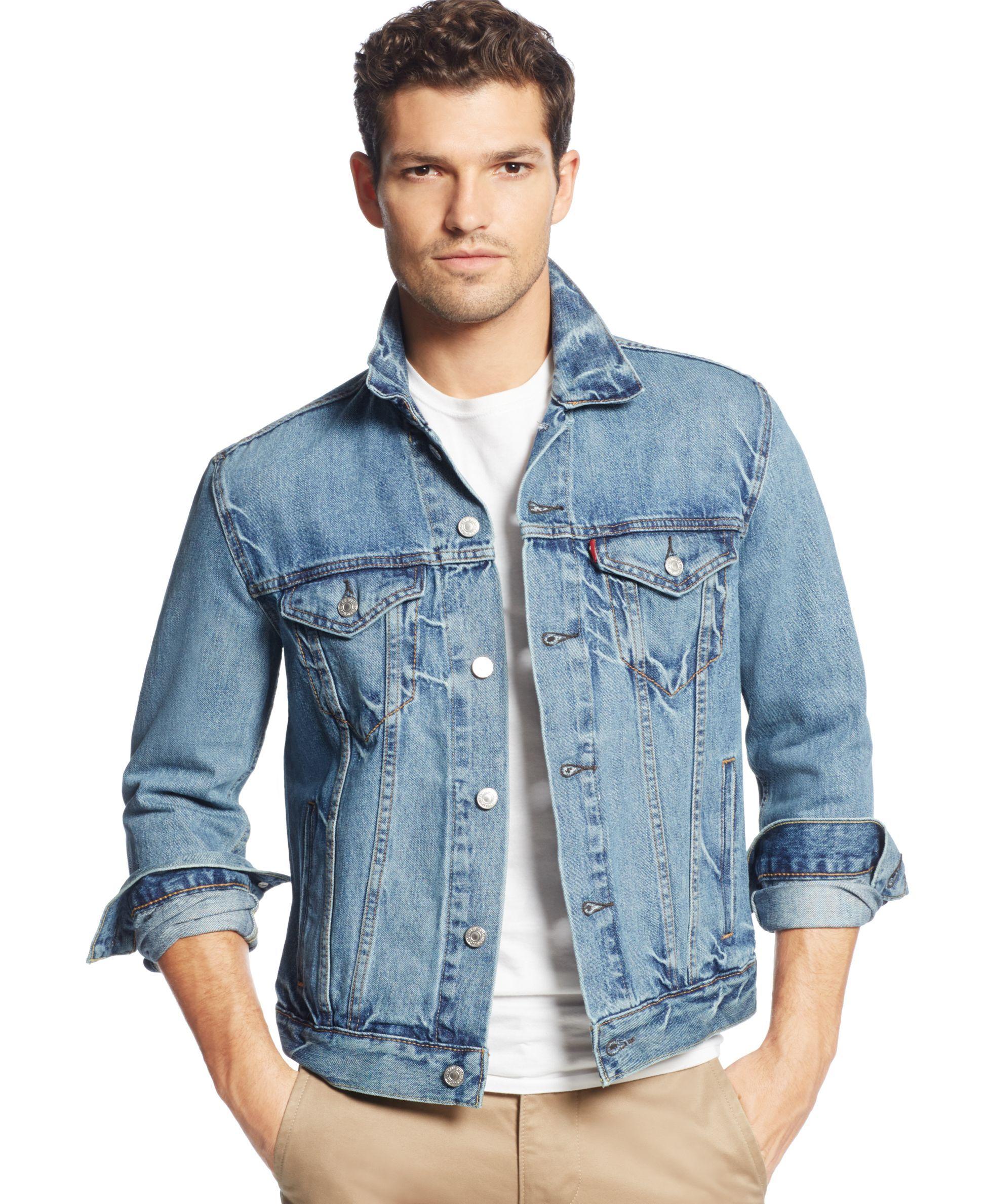 479febc522a2 Levi's Spire Trucker Jacket How To Wear Denim Jacket, Levis Jean Jacket,  Blue Jean