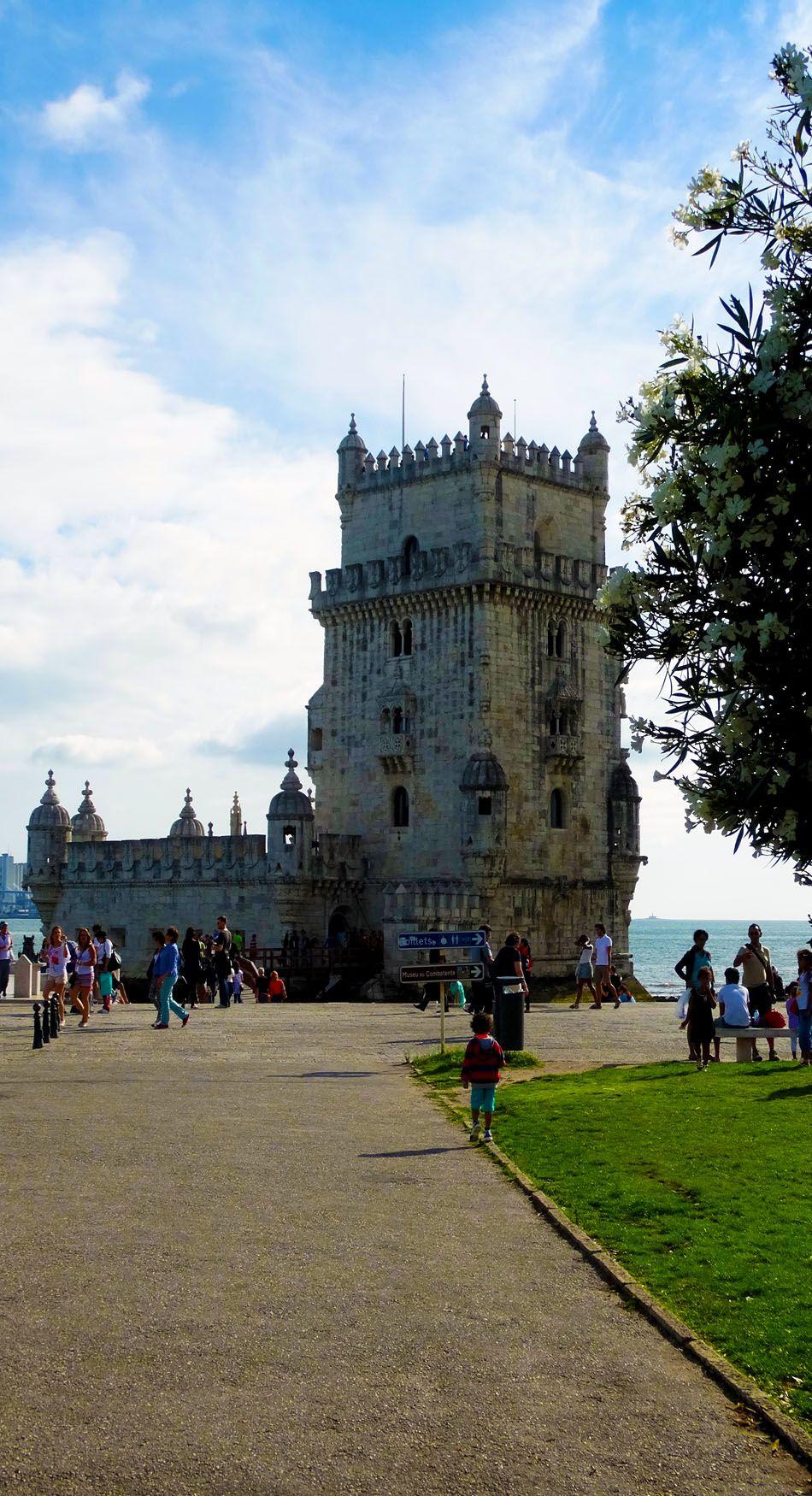 Torre de Belem    |   Travel Impressions From Lisbon, Cidade Vibrante