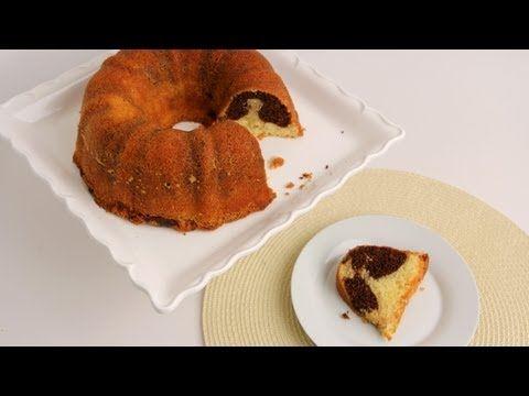 Chocolate Marble Cake Laura Vitale
