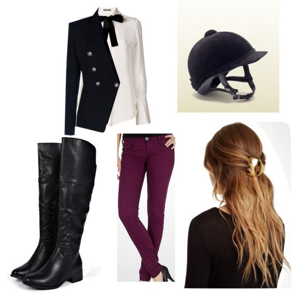 It's a riding kind of day by patience-delyn on Polyvore featuring Alexander McQueen, Balmain, G-Star Raw, Boohoo, Gucci and France Luxe