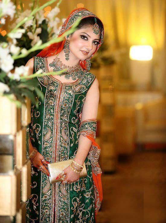 Wedding Dresses 2013 for Girls in Pakistan