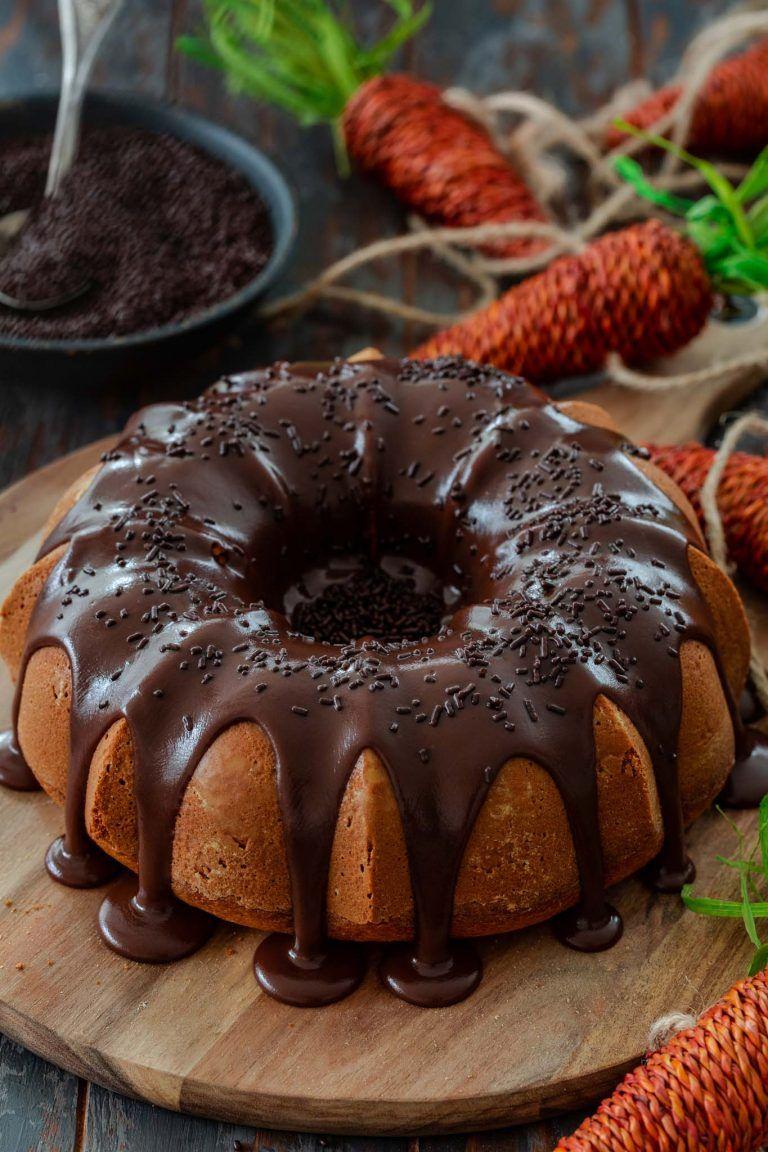 Photo of Brazilian Carrot Cake