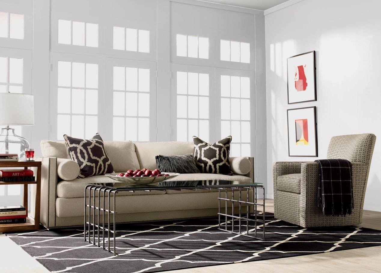 Living Room Furniture Ethan Allen Ebony Fox Faux Fur Pillow Ethan Allen Living Room Inpirations