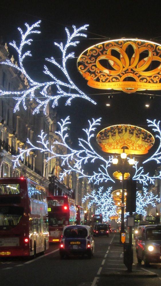 christmas lights london 2019 # 89