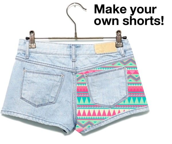 """""""My shorts ^-^"""" by lexie-is-awesome on Polyvore"""