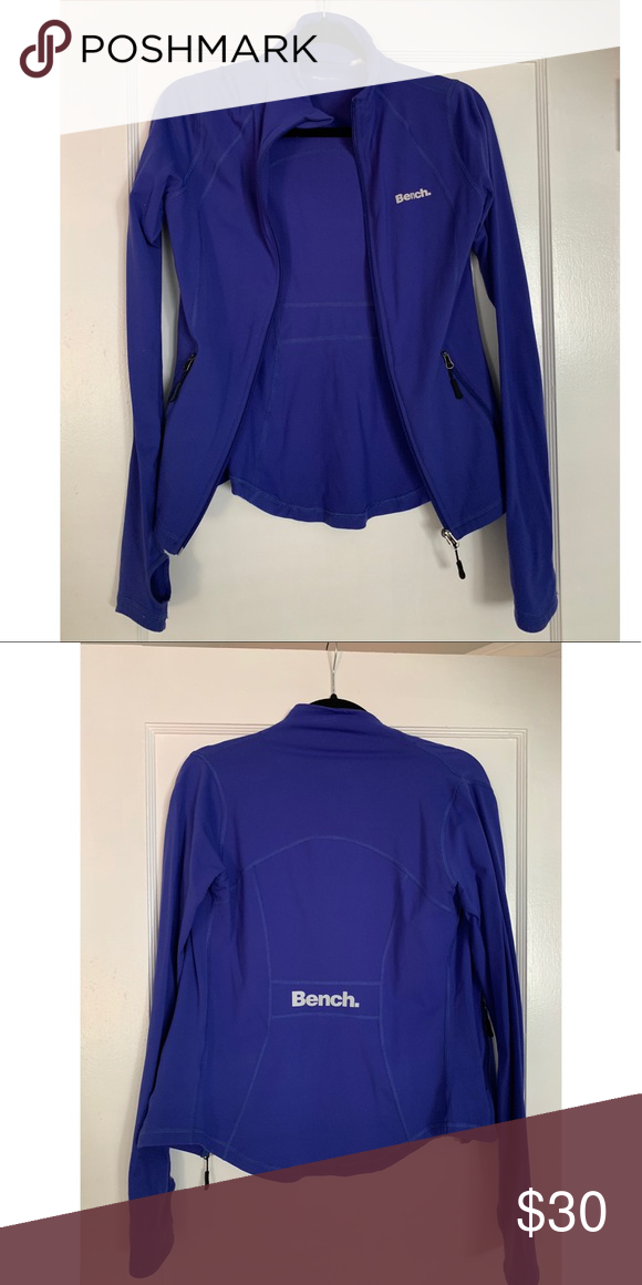 Women S Bench Track Jacket Small Jackets Track Jackets Clothes Design