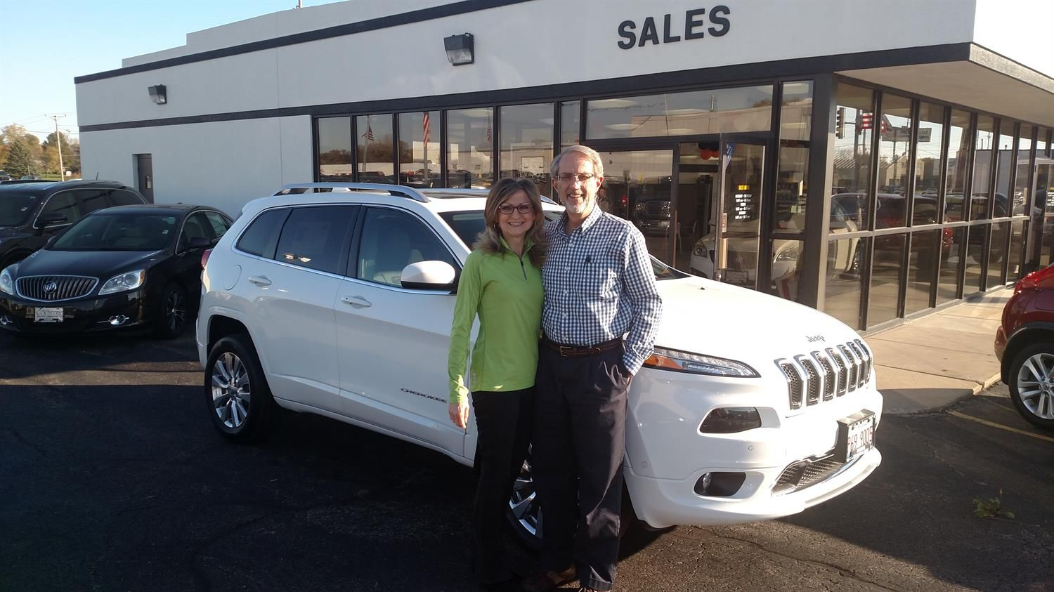 Bryan And Chris S New 2016 Jeep Cherokee Congratulations And Best