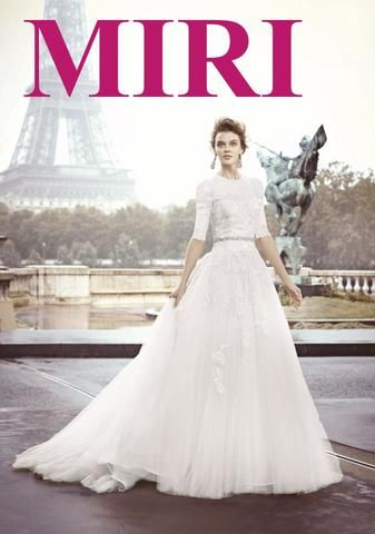 Miri Couture | Couture bridal, Modest wedding gowns and Wedding