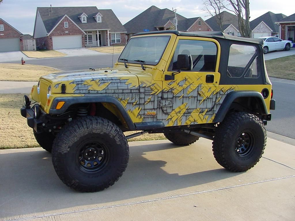 133 best jeep tj's and more images on pinterest | jeep wranglers