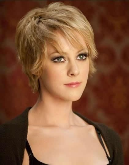 Phenomenal 1000 Images About Hairstyles On Pinterest Short Shag Short Short Hairstyles Gunalazisus