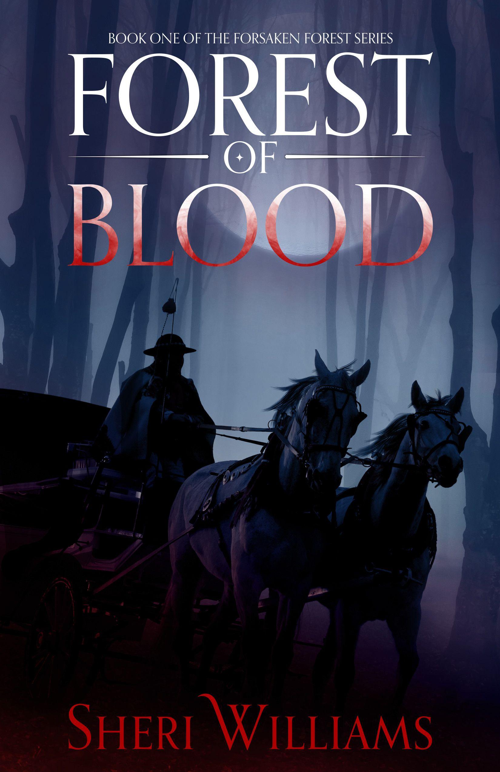 Discovered (The Forsaken Blood Series) (Volume 1)