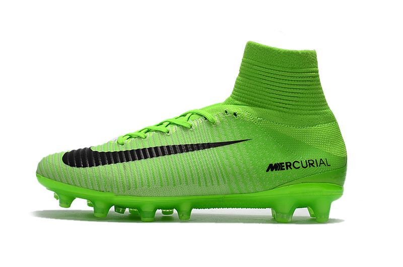 Nike Mercurial Superfly V AG Pro Soccer Cleat Electric