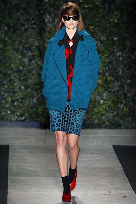 Tracy Reese Fall 2013 Ready-to-Wear Collection
