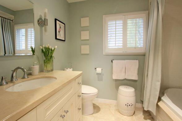 Benjamin Moore Summer Shower 2135 60 Home Bathroom In 2018