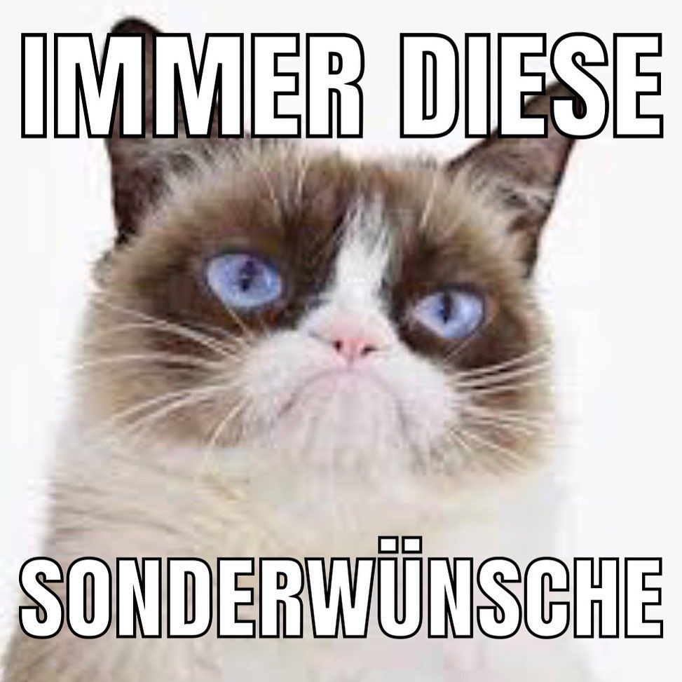 Meme Deutsch Satire Lustig On Instagram Immer Diese