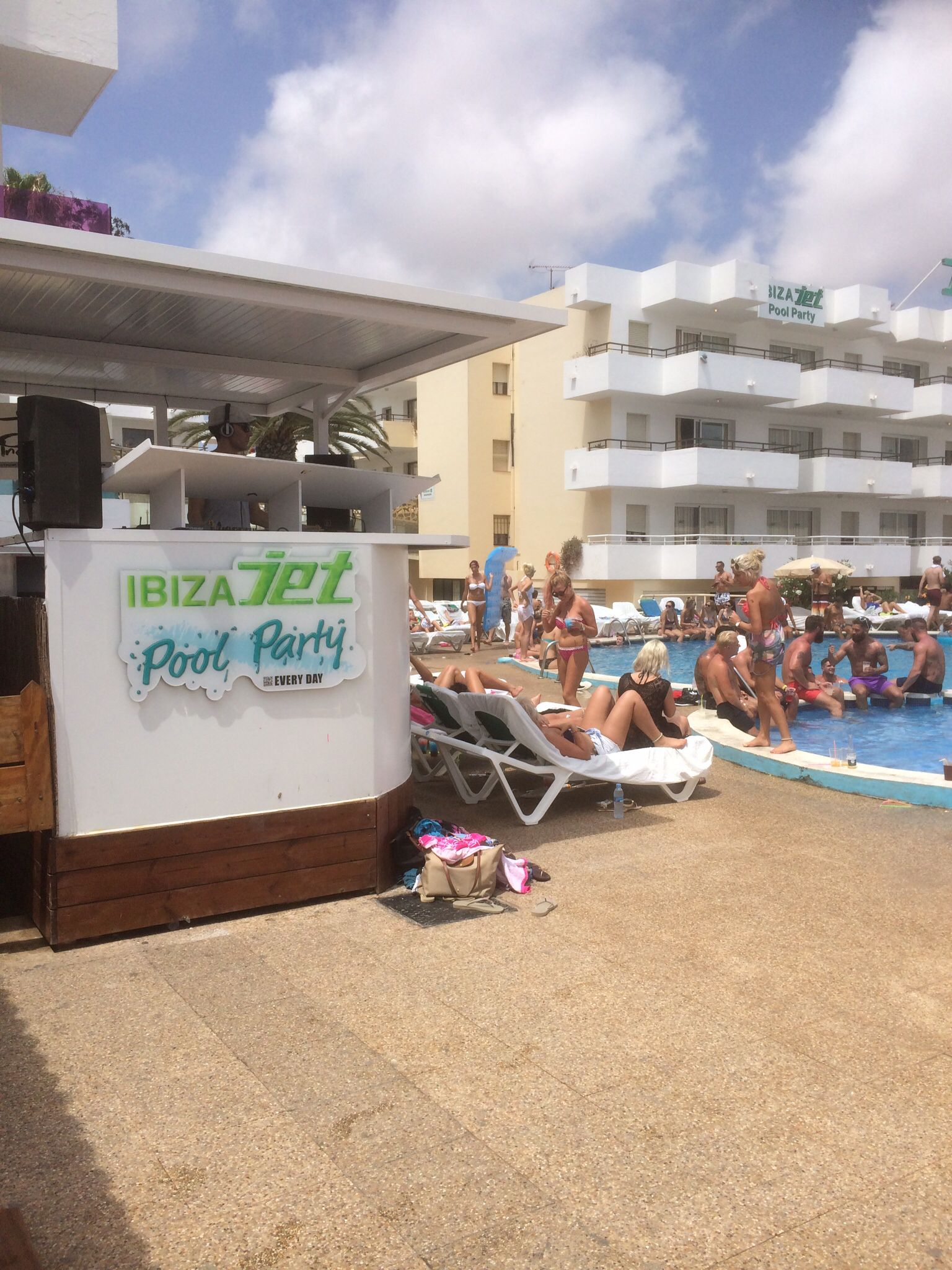 Jet apartment ibiza | Ibiza, Holiday snaps, Pool