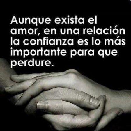 Frases Sobre La Confianza En El Amor Imagenes Para Facebook