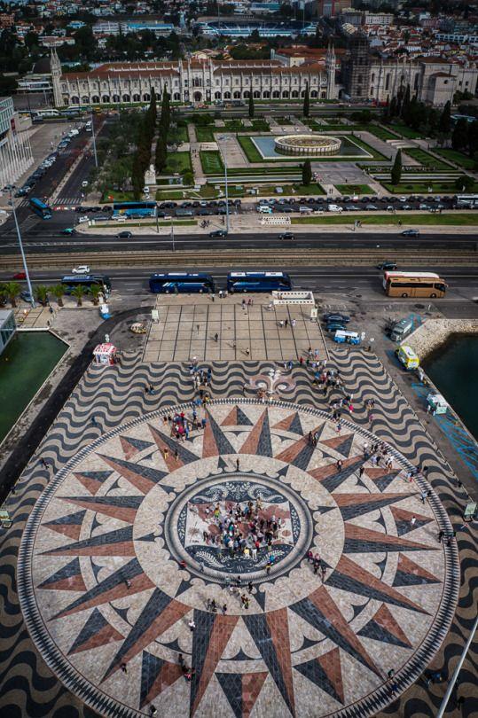 The Padrao Dos Descobrimentos A Tribute To The Age Of Discovery Imagens De Lisboa Lisboa Portugal Descobrimento