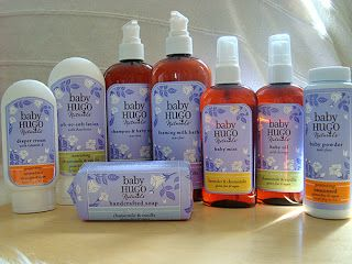 Eco Babyz Welcome Baby Baby Hugo Naturals Skin Care Review