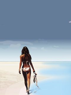 Permalink to Wallpaper For Girls For Phones Beach